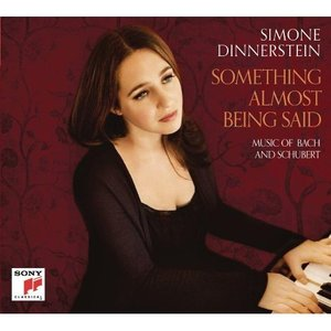 Image for 'Something Almost Being Said'