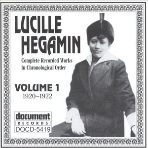 Image for 'Lucille Hegamin Vol. 1 (1920-1922)'