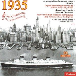 Image for '1935 : Les chansons de cette année-là (20 succès)'