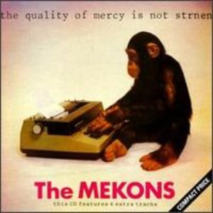 Image for 'The Quality of Mercy Is Not Strnen'