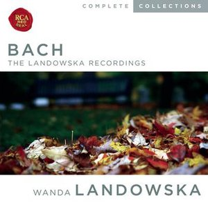 Bild för 'Bach: The Landowska Recordings'