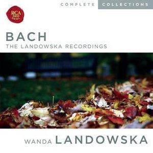 Image pour 'Bach: The Landowska Recordings'