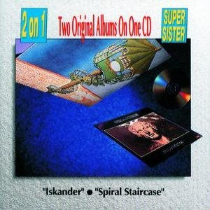 Image pour 'Iskander & Spiral Staircase'