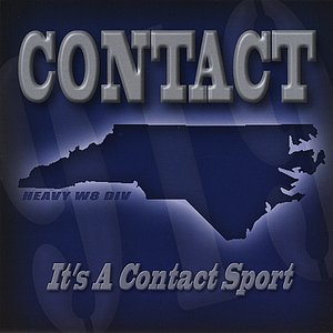 Image for 'Its A Contact Sport'
