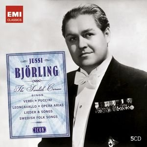 Image for 'Icon: Jussi Bjorling'