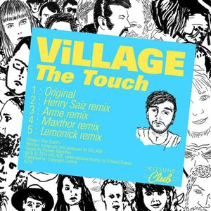 Image for 'The Touch'