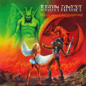 Image for 'Hellish Crossfire (Rel-Release 1985 by Iron Angel Gbr)'