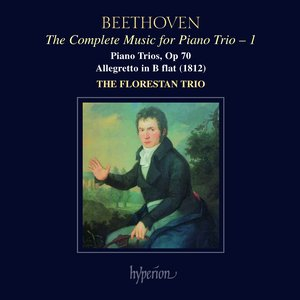 Image for 'Beethoven: The Complete Music for Piano Trio, Vol. 1'