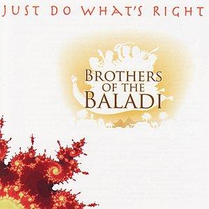 Imagem de 'Just Do What's Right'