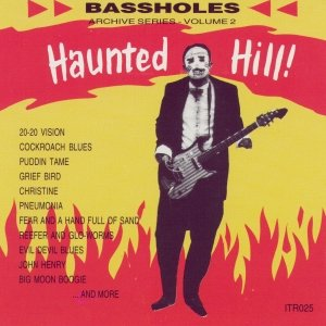 Image for 'Haunted Hill'