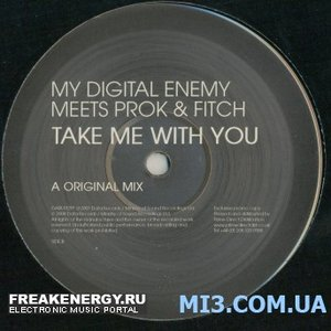 Image for 'MY DIGITAL ENEMY MEETS PROK & FITCH'