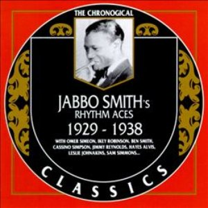 Immagine per 'The Chronological Classics: Jabbo Smith's Rhythm Aces 1929-1938'