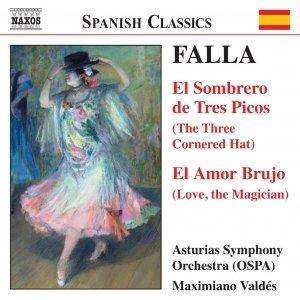 Image for 'FALLA: El Amor Brujo / El Sombrero de Tres Picos'