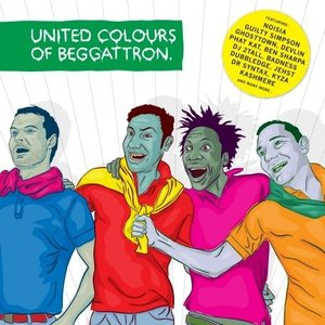 Bild för 'United Colours Of Beggattron'