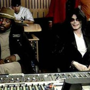 Image for 'Michael Jackson with will.i.am'