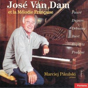 Image for 'José Van Dam et la mélodie française'