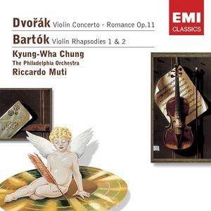 Image pour 'Dvorak: Violin Concerto/Romance etc.'