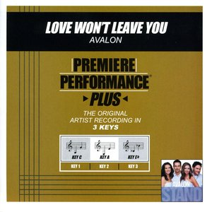 Image for 'Love Won't Leave You (Performance Track In Key Of A)'