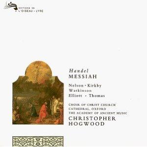 Image pour 'Handel: Messiah'