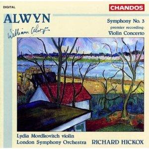 Image for 'Symphony No. 3: Violin Concerto'