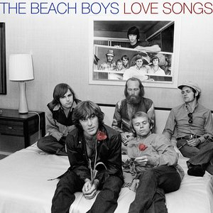 """The Beach Boys Love Songs""的封面"