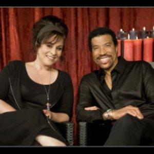 Image for 'Lionel Richie & Trijntje Oosterhuis'