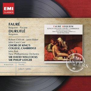 Image for 'Fauré: Requiem, Pavane . Duruflé: Requiem'