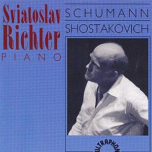Image for 'Schumann: Waldszenen, Fantasiestücke (selection) / Shostakovich: Preludes and Fugues (selection)'