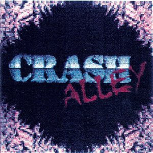 """Crash Alley""的封面"