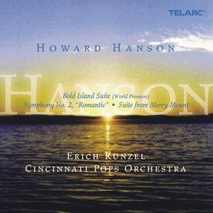 Image for 'Music Of Howard Hanson'