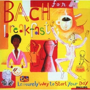 Immagine per 'Bach for Breakfast'
