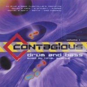 Immagine per 'Contagious Drum and Bass Vol.1'