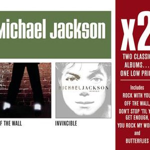 Image for 'X2 (Off The Wall /Invincible)'