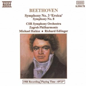 Image for 'BEETHOVEN: Symphonies Nos. 3 & 8'