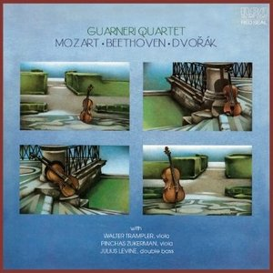 Image for 'Mozart; Beethoven; Dvorak: String Quintets'