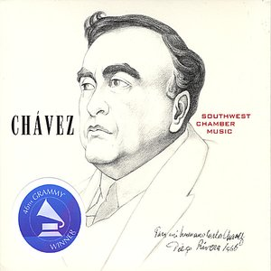 Image for 'Complete Chamber Works of Carlos Chavez, Vol. 1'