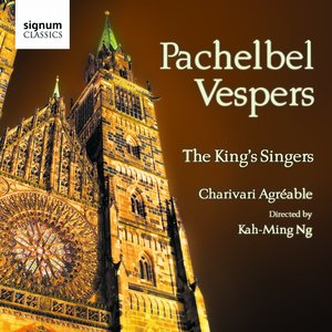 Image for 'Pachelbel Vespers'
