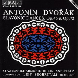 Image for 'DVORAK: Slavonic Dances, Op. 46 & 72'
