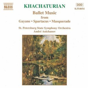 Image for 'Khachaturian: Ballet Music'