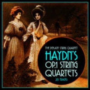 Immagine per 'Haydn: String Quartets, Op. 1'