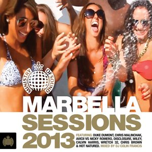 Image for 'Marbella Sessions 2013 - Ministry of Sound'