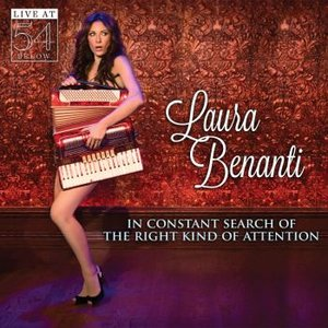 Image for 'In Constant Search of the Right Kind of Attention (Live at 54 Below)'
