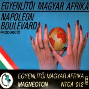 Image for 'Egyenlítői Magyar Afrika'