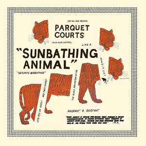 Image for 'Sunbathing Animal'
