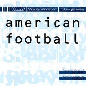 Immagine per 'Polyvinyl CD Single Series: American Football'