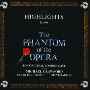 Image for 'Highlights From Phantom Of The Opera'