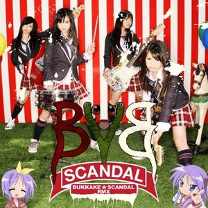 Image for 'BUKKAKE★SCANDAL RMX'