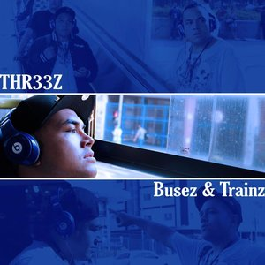 Image for 'THR33Z'