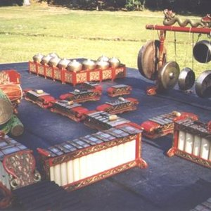 Image for 'Le Gamelan'