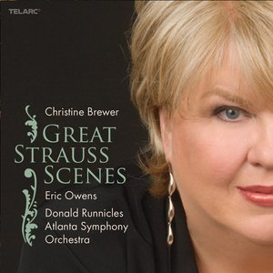 Image for 'Great Strauss Scenes'